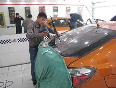 ZT汽车美容加盟招商