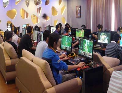 长江网点网吧加盟