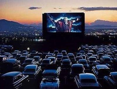 牛仔汽车影院加盟 牛仔汽车影院