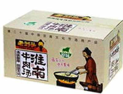 老刘头方便食品加盟 老刘头