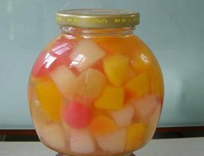 好运气水果罐头加盟 好运气水果罐头加盟