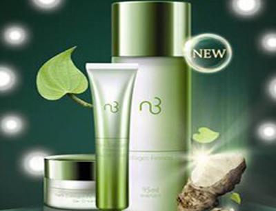 自然美化妆品加盟招商