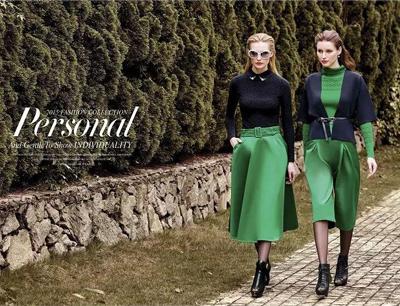 例格女装加盟 例格时尚女装全国加盟