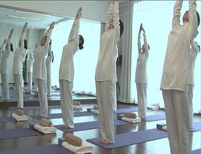 文瑜瑜伽加盟 文瑜瑜伽加盟