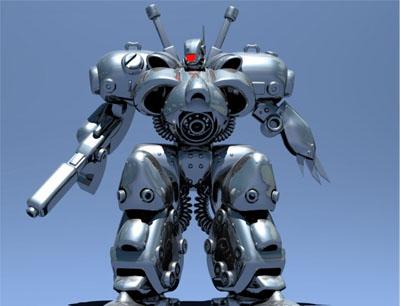 乐博机器人教育