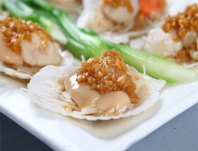 蒸货海鲜中餐加盟