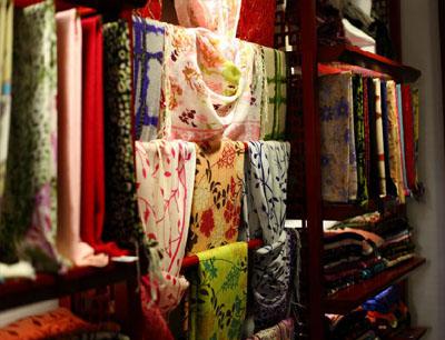 织布人家纺加盟