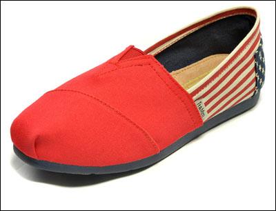 布鞋都有哪些品牌_汤姆斯布鞋品牌图库