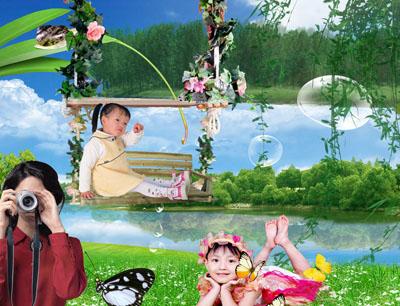 卓玛国际儿童艺术