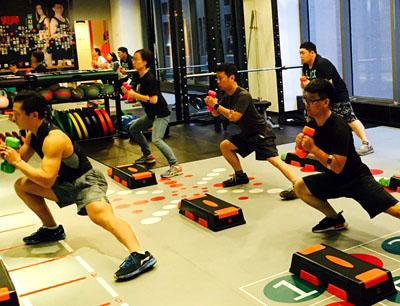 快快智能健身加盟 快快智能健身加盟