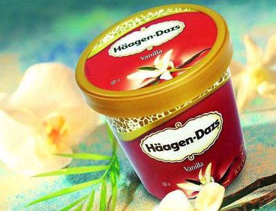 哈根达斯冰淇淋加盟 产品图