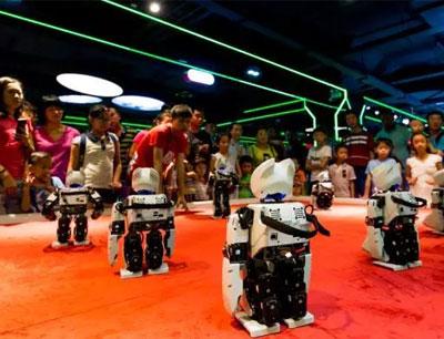 国科机器人乐园