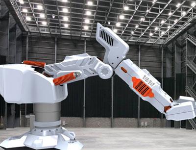 镁伽机器人