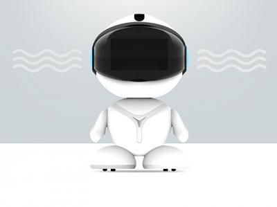乐博机器人教育品牌图库