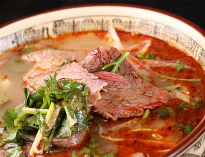 万记牛肉汤
