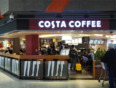 costa咖啡加盟 costa咖啡