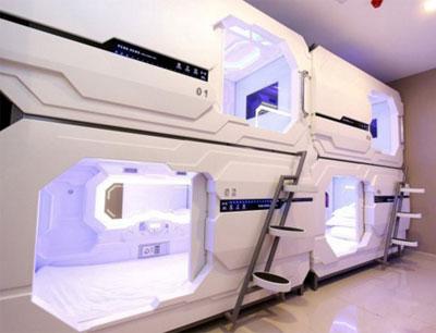 太空舱旅馆加盟 太空舱旅馆