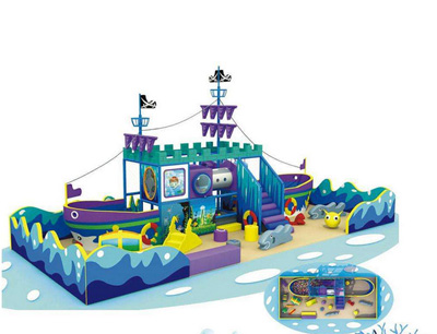 双桨室内儿童水上乐园加盟 双桨室内儿童水上乐园