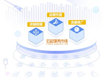 云起小程序加盟 产品图