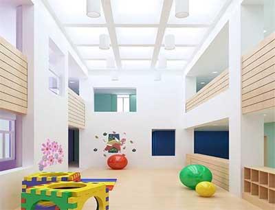 大地幼儿园加盟 幼儿园内部