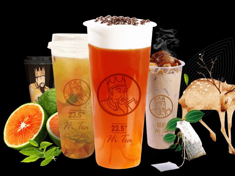 酷道喜茶加盟 酷道加盟店