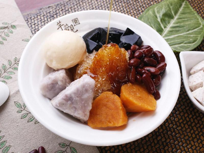 芋观园甜品加盟 1