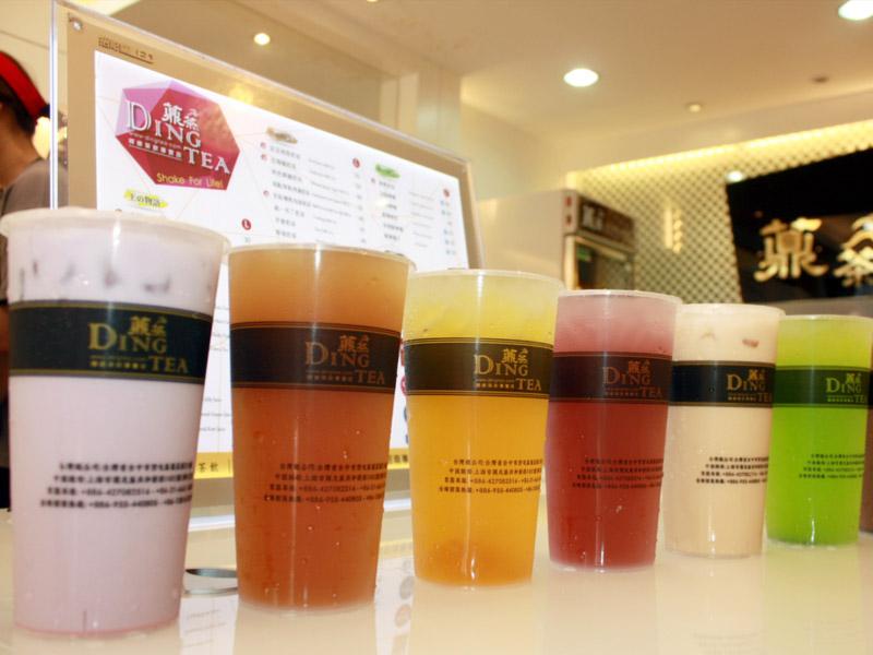 薡茶精致茶饮加盟 1