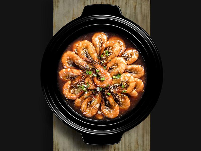巴比酷肉蟹煲加盟 1