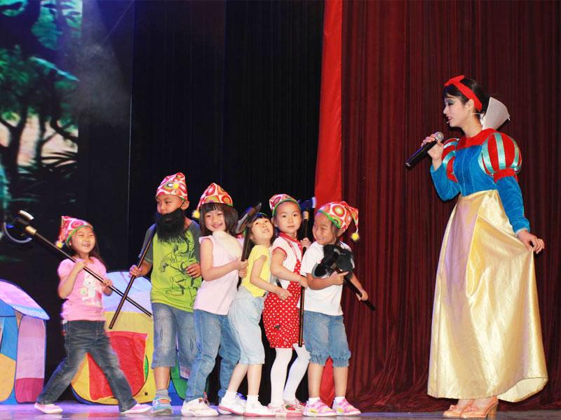 凯蒂卓玛儿童教育加盟 1