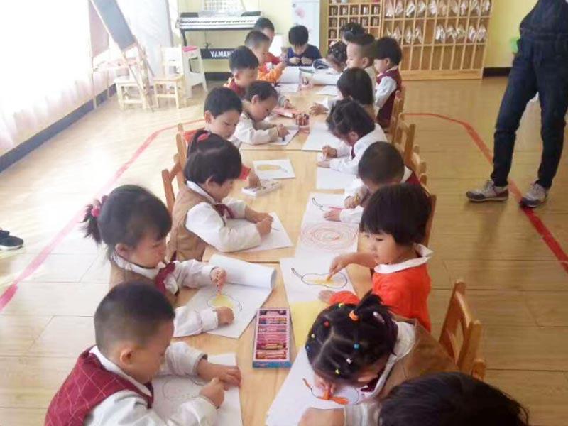 未来之星连锁幼儿园加盟 未来之星