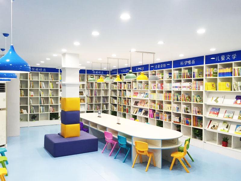 爱阅大眼睛绘本馆童书馆加盟 爱阅大眼睛
