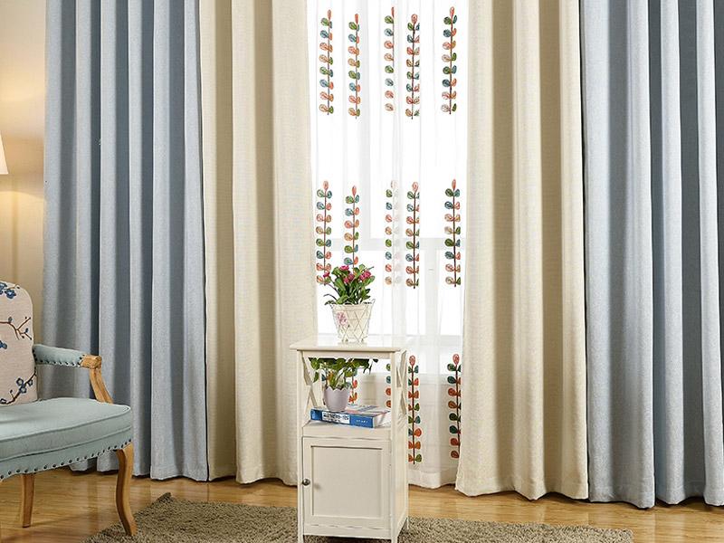 摩格窗帘加盟 产品图