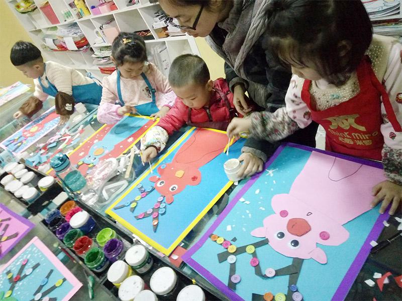 心园米罗国际美术教育加盟 6