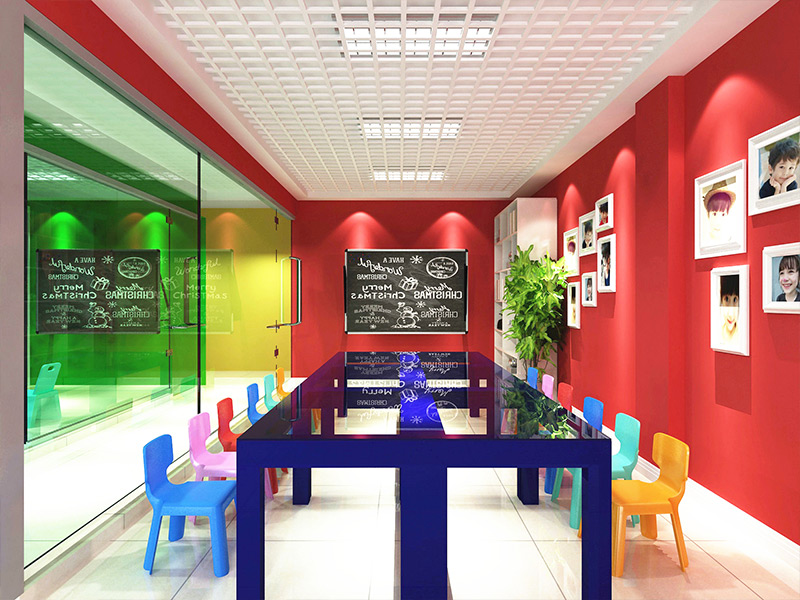心园米罗国际美术教育加盟 5