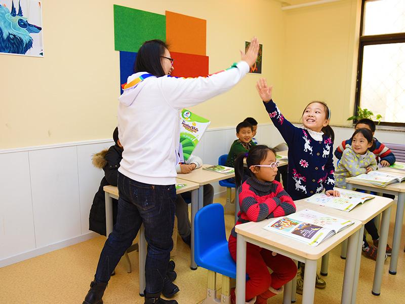 慧读国际少儿英语加盟 3