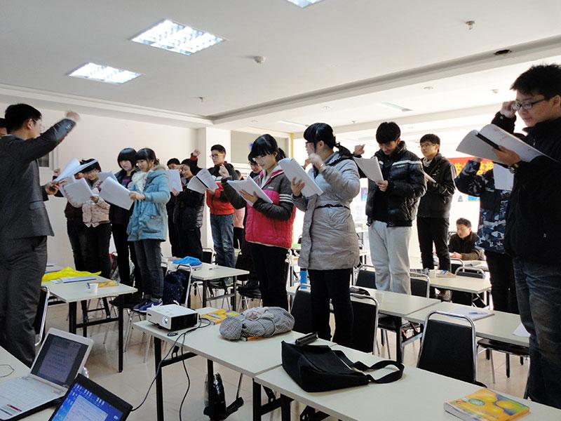 优行教育YOUCAN英语加盟 1