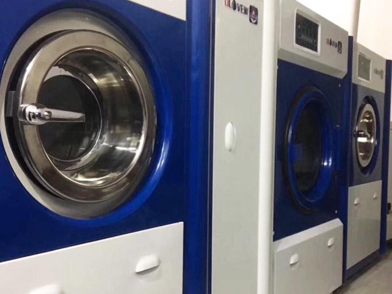 优奈洗新概念洗衣馆加盟 优奈洗5