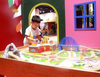幻贝家儿童乐园加盟 幻贝家儿童乐园