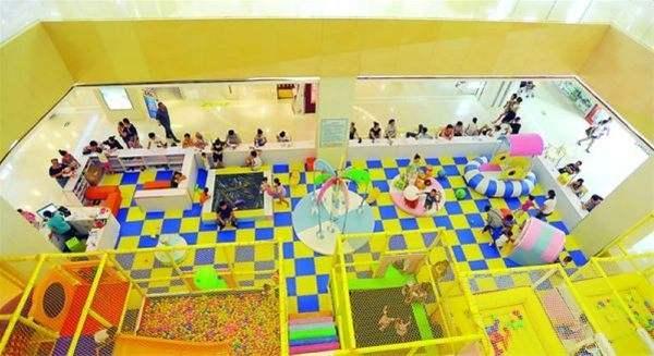 大风车儿童游乐园加盟 大风车儿童游乐场加盟