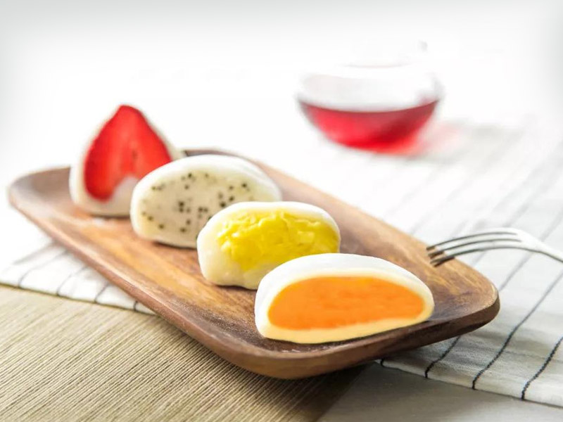 司芳糯米糍加盟 产品图