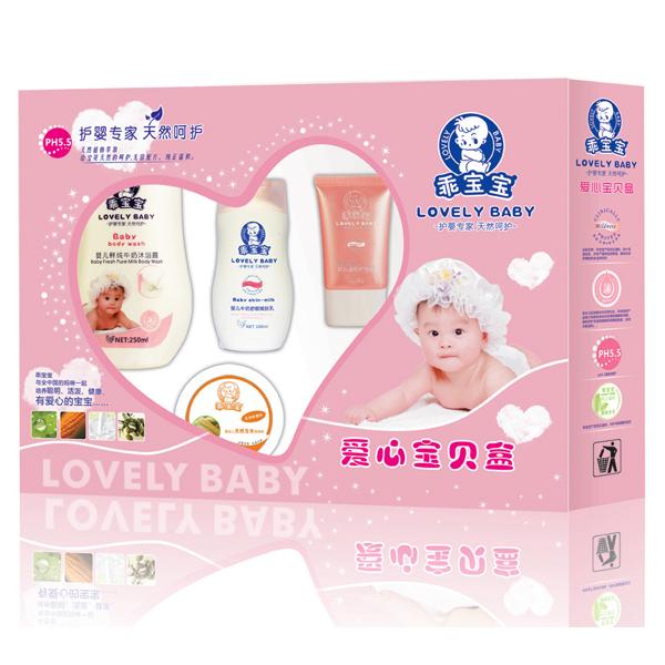乖宝宝母婴用品加盟
