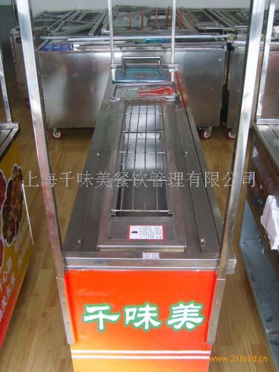 上海千味美多功能小吃车加盟
