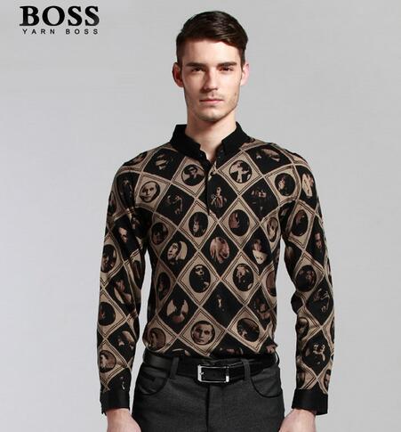 boss男装加盟