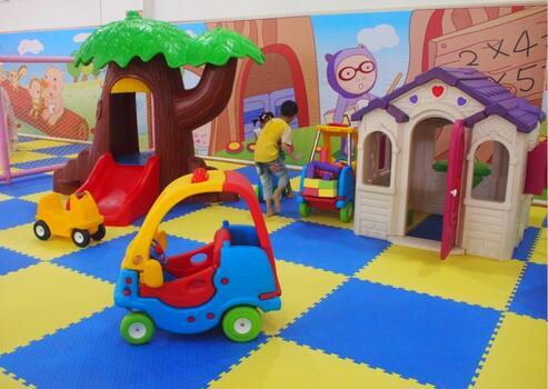 大型室内儿童乐园加盟