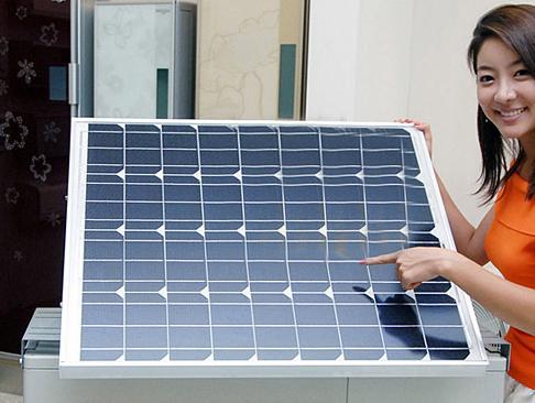 節能太陽能空調