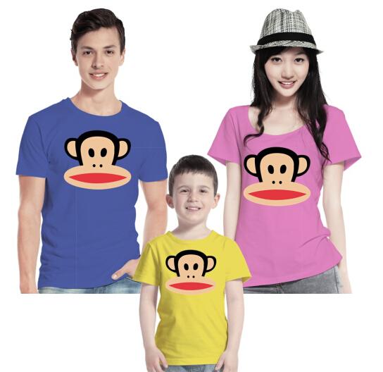 大嘴猴亲子装加盟