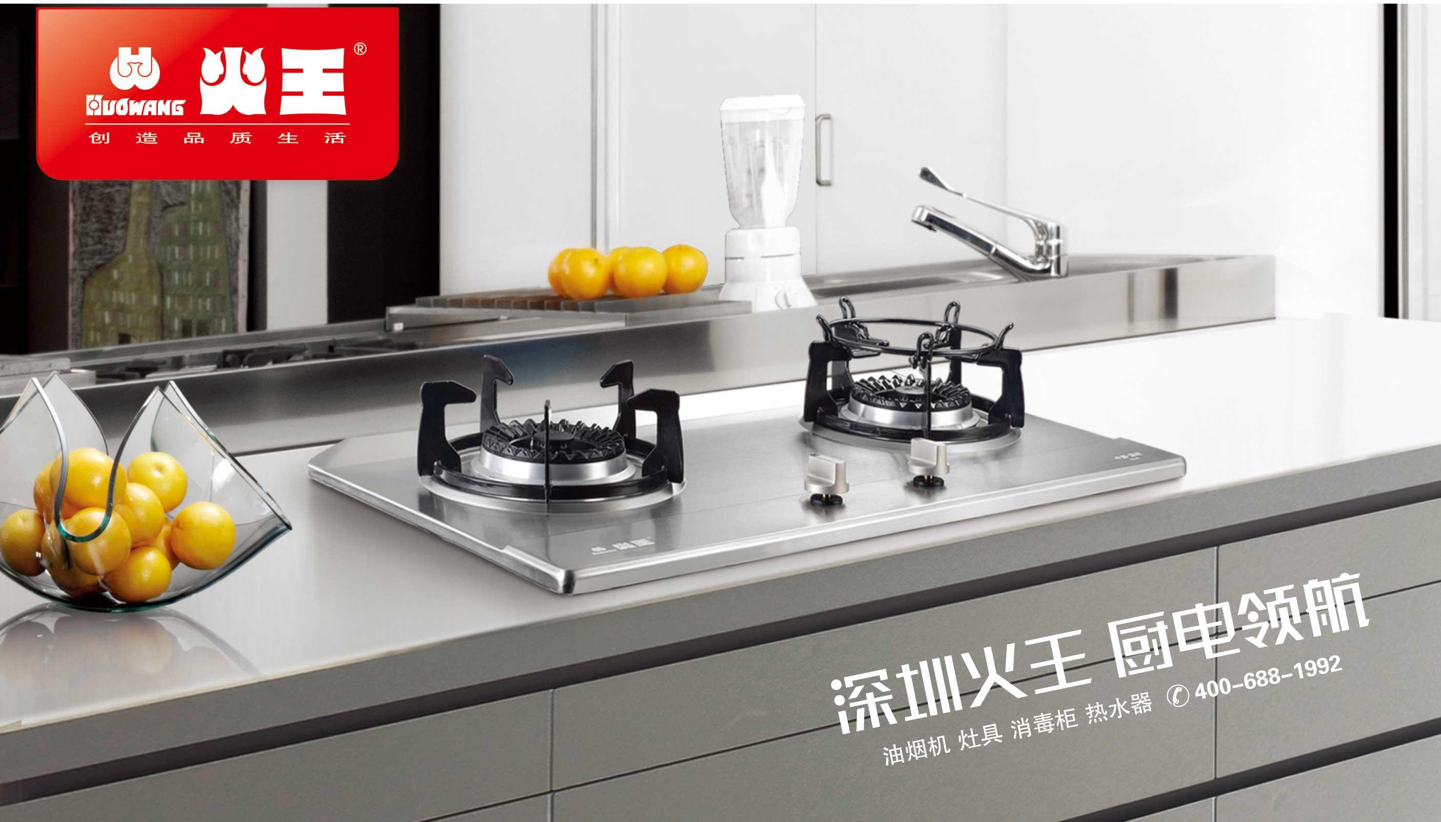 火王厨房电器加盟
