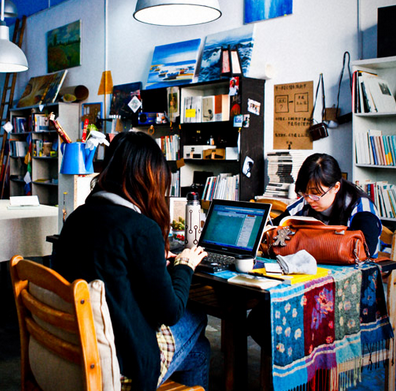 荒野书店加盟