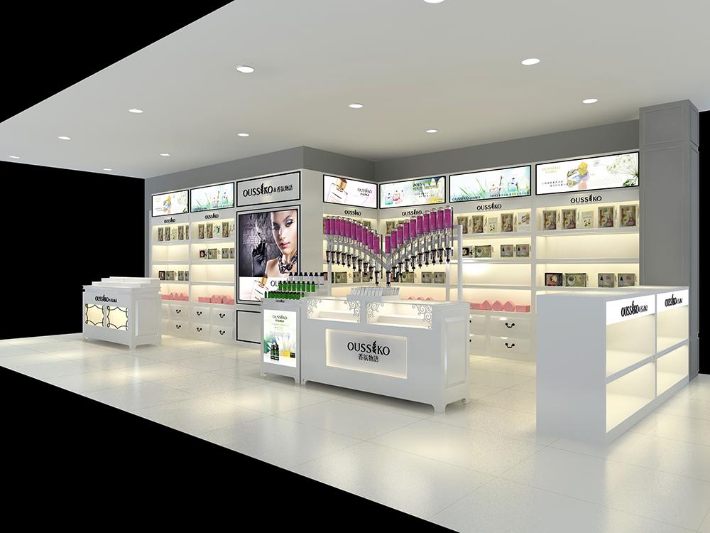 化妆品专卖店