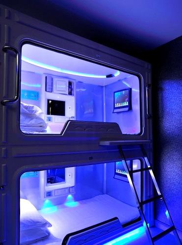 太空舱旅馆加盟